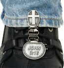 Ryder Clips Laced Boots Two Clip Version CNL-FC John 3:16