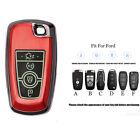 Keychain Alloy Keyless Key Fob Case For Ford Ranger Focus 2 3 mondeo mk4 fusion