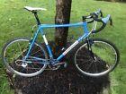 Gunnar Crosshairs Gravel Cyclocross Bike 64cm (61cm, XL) Chris King, Campagnolo