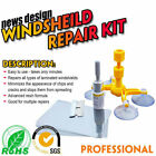 Professional Quality Windshield Repair Kit Glass Corrector Set Fast Shipping