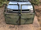 Both Driver & Passenger Jeep Willys Pick Up/Wagon Doors With New Glass