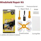 Windshield Repair Tool Kit Car Wind Glass Windscreen For Crack & Chip USA