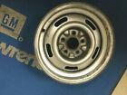 Rally Wheel 14x6 Disc 69 70 Chevelle YW Camaro Nova dated K10 3-11 **Rare!**