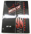 Arctic Cat 1998 EXT EFI Repair Service Manual Snowmobile Book New, 2255-720