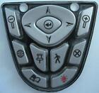 Magellan Sportrak Color (Blue) Handheld GPS Replacement Keypad Buttons  OEM