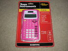 Texas Instruments TI-30XIIS Calculator   TI - Pink 30X IIS  Pink