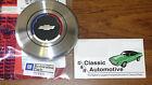 Bowtie Horn Button *Made in USA *GM Licensed* Wood Wheel Cushion Grip Camaro
