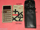 Sears Exactra 22 pocket calculator Texas Instruments EX-22 ser 22000155512 works