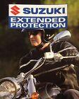 Suzuki Extended ATV Warranty-  101-cc to 250-cc 60 months