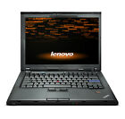 Lenovo ThinkPad T400*C2D P8400 @ 2.26GHz*160GB*4GB DDR3*COMBO*WEBCAM*Win 7 HP 64