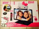 "HELLO KITTY 19"" HD LED LCD TV PC MONITOR 720p 60Hz HDMI VGA NEW FREE PRIORITY"