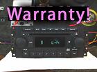 CHRYSLER JEEP CD DISC PLAYER SAT RADIO RAM GRAND CHEROKEE COMMANDER 04 05 06 07