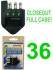 CLOSEOUT! 36 NEW SEASENSE VEHICLE 4-WAY FLAT TRAILER LIGHTS CIRCUIT TESTERS