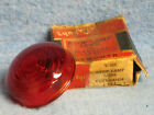 1941 Plymouth NORS Glass Center Stop Light Lens Lynx-Eye Tail lamp
