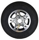 "LOADSTAR ST235/85R-16"" Radial Tire & Black Split Spoke Alum. Rim 8-Lug"