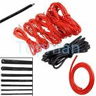 1/2/5/10 Meter Lot DIY Silicone Wrapping Wire Cable 10/12/14/16/18/20/22 AWG