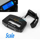 Scale Balance LCD digital electronic hanging Luggage Hanging Weighter 50Kg/10g