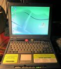 TOSHIBA SATELLITE 1805-S204 LAPTOP 13'' SCREEN WINDOWS XP HOME EDITION