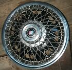 """NOS 1982 1983 1984 1985  Buick Century Wire Wheel Cover 14"""" PN 5.858 25511220"""
