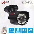 HD 1200TVL CCTV Security Camera Home Surveillance CMOS Night Waterproof Outdoor