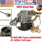 Carburetor Carb  RALLY For Toyota LAND CRUISER 2F 4230cc FJ40 Engine 21100-61012