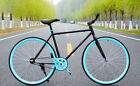 """26"""" Fixed Gear Bike Carbon Steel Outdoor Sports Speed Change Urban Bike"""