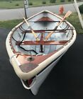 13' Peapod, Custom Built by The Landing School, Like New Condition