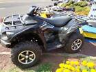 Kawasaki Brute Force® 750 4x4i Electronic Power Steering Super Black with 461 Mi