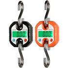 150KG Crane Scale Industrial Hook Hanging Weight Digital LCD Display Luggage New