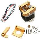 Universal Aluminum Extruder Kit Stepper Motor 1.75mm for 3D Printer RepRap New