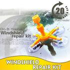 Auto Windscreen Windshield Repair Tool Set DIY Chip Crack Care Window Glass Kits