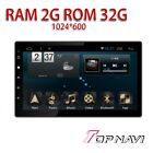 Universal 10.2 inch Double din Android 7.1 Car GPS DVD Stereo Radio WIFI 3G DVR