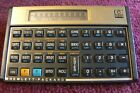 HP 12C Financial Calculator, Excellent cosmetic condition