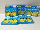 Hearing Aid Batteries Size 10 1.45 Volt  lot of 5 packs Walgreen Brand