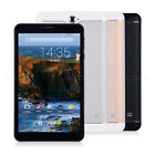 8'' Tablet PC Quad Core Google Android4.4 Unlocked 3G Dual SIM Phablet Bluetooth
