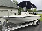 2013 Boston Whaler Dauntless 200 fishing/pleasure boat