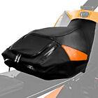 Arctic Cat ProClimb Long Tank Seat Orange   2012 - 2016 Models without Battery