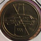 Vintage Stoll Industries Inc. Alcohol Breath Tester Token