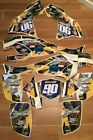 NEW! CANAM CA NAM RACING DS 450 DS450 ATV QUAD GRAPHICS DECAL KIT FITS ALL YEARS