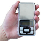 Hot Pocket Digital Scales Jewelry Gold Herb Balance Weight Gram LCD Cool