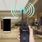 Hidden Camera Spied Cam GSM Audio Finder Anti Spy Detector GPS Signal RF Tracker
