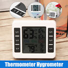 LCD Digital Thermometer Hygrometer Indoor Temperature Humidity Meter Monitor