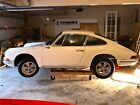 1967 Porsche 912 912 1967 PORSCHE 912 COUPE HARDTOP MUST SEE VERY SOLID RED INTERIOR