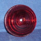 RF616 1941 41 Plymouth Tail Light Lens Glass 368