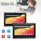 7'' Inch LCD Android 4.4 Tablet PC Quad Core 8GB Dual Camera Bluetooth Wifi Gift