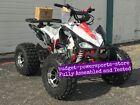 "125 CC NEW ATV midsize fully auto w/ reverse 125cc 8""Alloy Wheels!!  *FREE S/H"