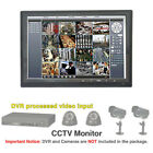 "10.1"" HD TFT LCD Display Screen CCTV HDMI VGA GNC Surveillance Monitor US Stock"