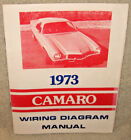 1973 Chevrolet Camaro Wiring Diagram Manual 73 Chevy Jim Osborn