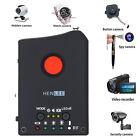 Spy Hidden Camera Detector GSM Device Audio Bug Finder Adjustable Durable 3.7VDC