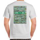 VMX Magazine 20th Anniversary T-Shirt -Size Medium